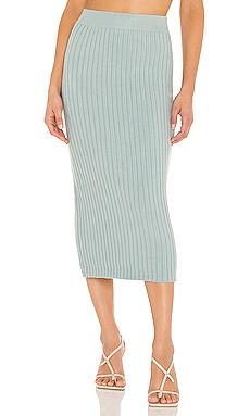 Rib Skirt 525 $98