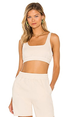 French Terry Bra Top 525 $68 BEST SELLER
