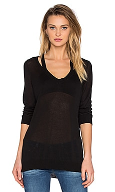 Shannon Top in Black