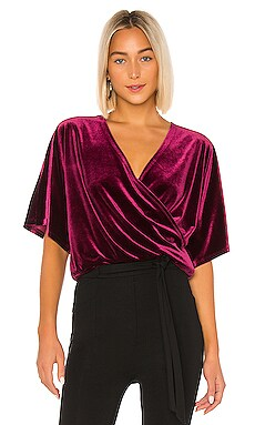 Velour Surplus Top 525 america $88