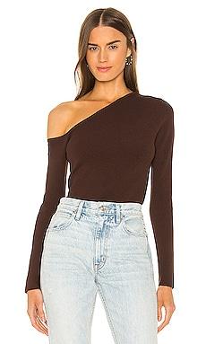 X REVOLVE Asymmetrical Pullover Top 525 $88