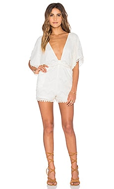 La Paz Romper in Moonlight