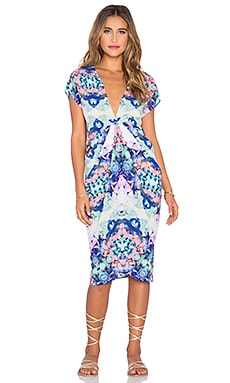 6 SHORE ROAD Surf & Sand Cover Up in Havana Floral