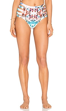Chloe Bikini Bottoms in Cuban Floral