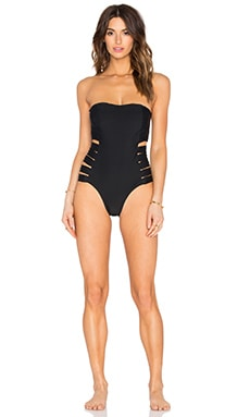 Contadora One Piece Swimsuit