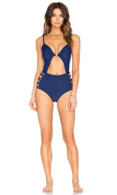 Maitai One Piece Swimsuit in Sea