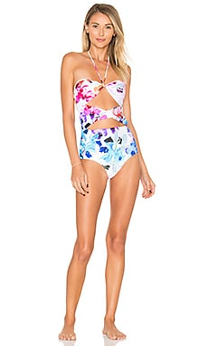 Waterside One Piece Swimsuit in Multi Columbia Floral