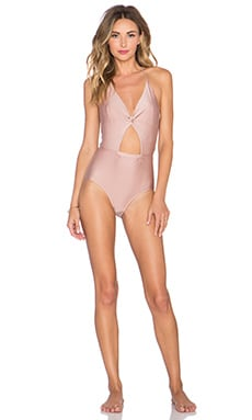 6 SHORE ROAD Divine Swimsuit in Rose