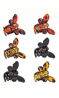 Mini Butterfly Clip Set 8 Other Reasons $47 NEW