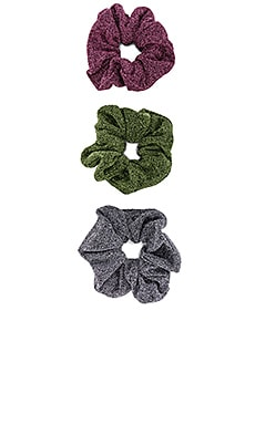 Eclat Scrunchie Set 8 Other Reasons $24