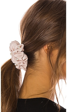 Pearl Scrunchie Set 8 Other Reasons $40
