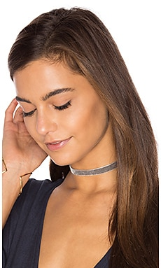 8 Other Reasons Romeo Choker in Grey