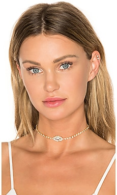 Illusion Choker in Gold