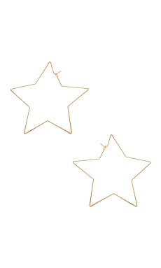 Stargirl 2 Thread Earrings