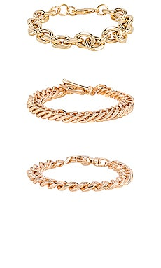 Badgal Trio Bracelet Set 8 Other Reasons $99