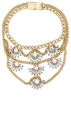 8 Other Reasons Comeback Necklace in Gold & Iridescent