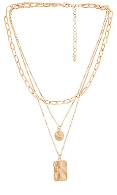 COLLIER À PLUSIEURS RANGS LAID BACK 8 Other Reasons $48