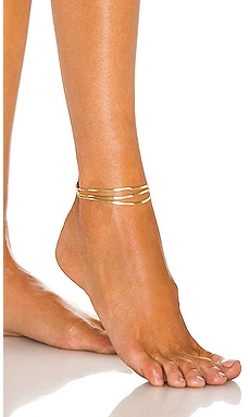 Lila Anklet 8 Other Reasons $46 BEST SELLER