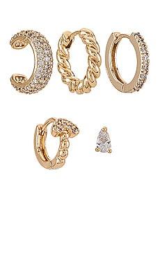 Bling Earring Set 8 Other Reasons $55