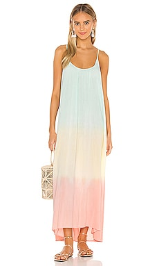 Tulum Core Cotton Maxi Dress 9 Seed $260