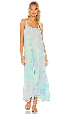 Tulum Low Back Maxi Dress 9 Seed $162
