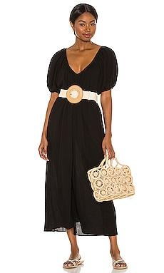 Sand Hill Cove Midi Dress 9 Seed $218
