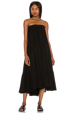 Martinique Strapless Dress 9 Seed $284