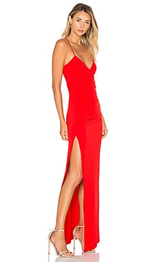 Agni Dress in Red