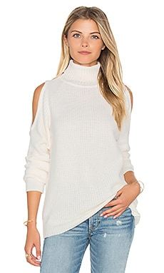 Rive Gauche Sweater in Cream