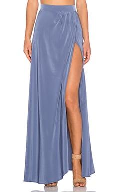 Assali Pristine Skirt in Blue Jean