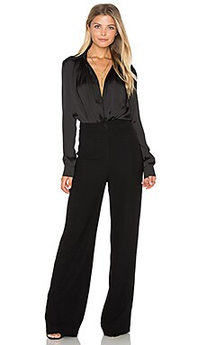 Suzanne Jumpsuit in Night Black