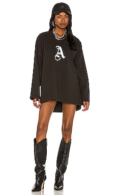 Are You Feeling Me Top AALIYAH x REVOLVE $178