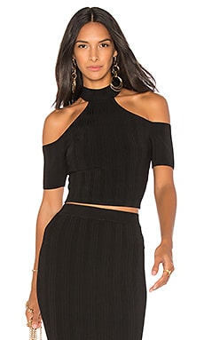 Kelly Cold Shoulder Top