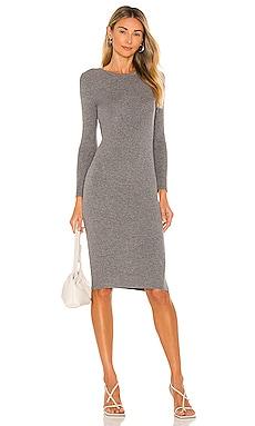 Makena Midi Dress ALL THE WAYS $64 NEW