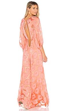 Купить Платье valentina - Amanda Bond цвет коралл