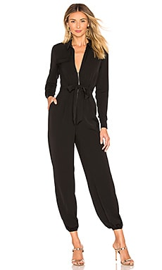 Jazmin Zip Up Jumpsuit About Us $72