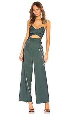 Kimberley Cut Out Jumpsuit About Us $72