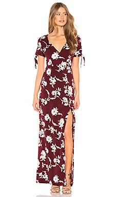 Aubrey Maxi Dress About Us $46