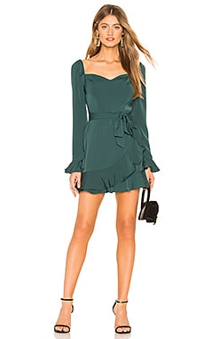 Khloe Mini Dress About Us $66