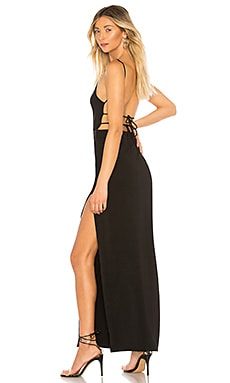 Solange Maxi Dress About Us $39