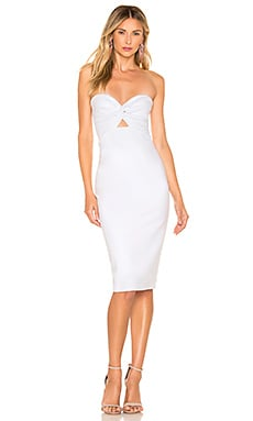 Tamara Midi Dress About Us $39