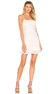 Brinley Ruffle Dress About Us $68