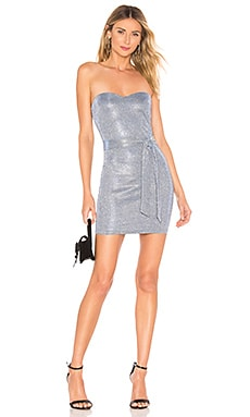 Cynthia Strapless Dress About Us $39