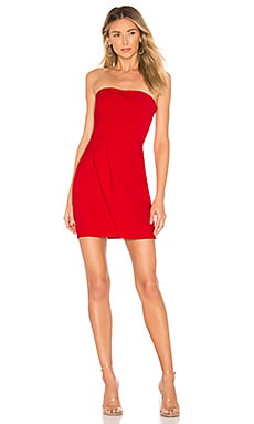 Alexandra Strapless Mini Dress About Us $68