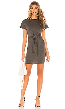 Sydney Tie Front Dress About Us $35