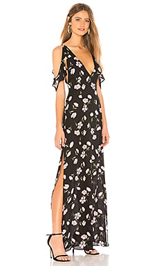 Mary Maxi Dress About Us $76