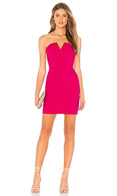 Valentina Strapless Blazer Dress superdown $53