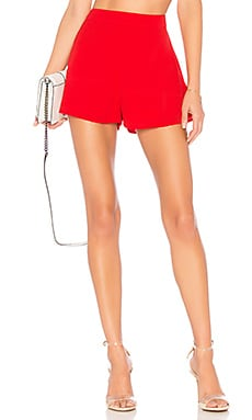 Cory Flutter Shorts About Us $46