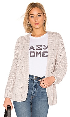 Hope Cable Knit Cardigan About Us $45