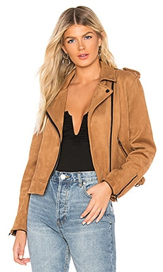 Tanya Suede Jacket superdown $84